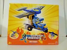 Mattel Batman DC Super Friends Batman Mountain Glider Vehicle NEW DC Batman Toy