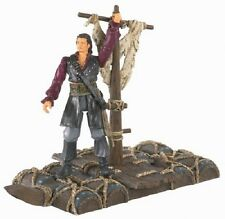 Pirates of the Caribbean 3 – 3 3/4? Deluxe Figure – Will Turner with Spinning...