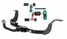 "Curt Class 1 Trailer Hitch & Wiring Euro Kit w/1-7/8"" Ball for Nissan Versa"