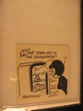 1966 Topps Get Smart TV Show Original Card Art #24