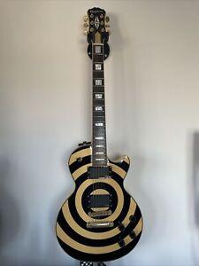 Zakk Wylde Epiphone Guitar