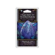 GAME OF THRONES LCG FAVOR OF THE OLD GODS EXP GAME BRAND NEW & SEALED