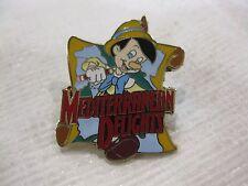 Disney Pin Pinocchio Mediterranean Delights Adventures By Disney World    pin726