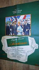 brigitte bardot UNE PARISIENNE   ! c boyer affiche cinema model rare 1957
