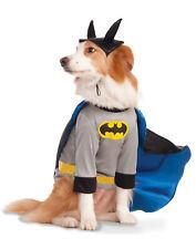 Dc Comics Batman Big Dog Superhero Pet Halloween Costume-Xxl