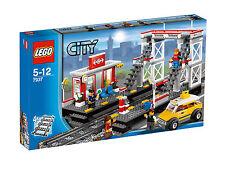 LEGO City Stazione ferroviaria 7937-NUOVO E OVP