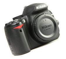 Nikon D3000 DSLR Camera Body Only + MH-23 Charger & EN-EL9a Battery -4,764 Shots