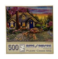 "New 500 Piece Cory Carlson Art Puzzle "" Morning Glory 18""x24"" Ships FREE"