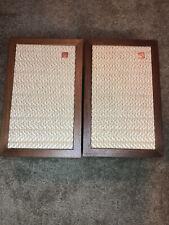 New ListingCoral Bx-24 Vintage Book Shelf 2-Way Speakers