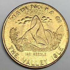 # C133      MAUI,  HI.  DOLLAR    BRONZE    MEDAL,