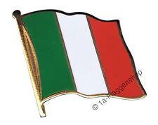 ITALIEN Flaggen Pin Fahnen Pins Fahnenpin Flaggenpin Anstecker