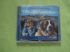 Ferien auf Saltkrokan von Astrid Lindgren -  2 CD -