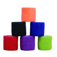 10pc Anti-slip Tattoo Self-adhesive Elastic Bandage Wrap 5cm Fr Tattoo Grip tube