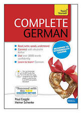 Complete German Beginner to Intermediate Book and Audio Course: Learn to...