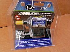 Mr Gasket 12S Electric Fuel Pump External Pump Carb 4-7 PSI 35 Gal