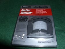 HOME SECURITY WIRLESS BRINKMAN MOTION, LAMP, FLOODLIGHT UNITS ALL 3