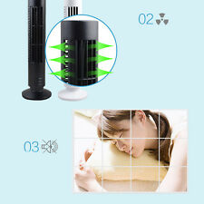 Portable Mini USB Fans Cooling Bladeless Air Conditioner Home Office DURABLE
