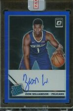 🔥🏀🔥ZION WILLIAMSON LUKA JA 5+ CARD PACK LOT AUTO RC *PLEASE READ BUYBACK*🏀