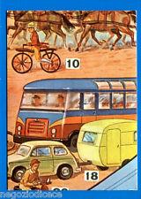 I GRANDI DELLA SCIENZA E DELLA TECNICA Figurina-Sticker n 111 - TRASPORTI -Rec