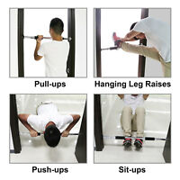 Home Door Exercise Sports Gym Mounted Heavy Duty Pull Up Chin Up Bar Doorway