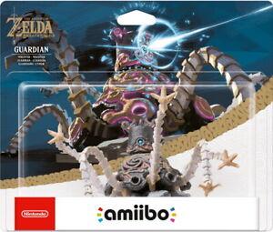 Guardian Amiibo - Legend of Zelda Breath of the Wild [Nintendo Switch Wii U 3DS]