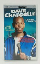 Dave Chappelle For What It's Worth UMD Movie (PSP) Sony