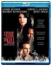 A TIME TO KILL (1996  Sandra Bullock) -  Blu Ray - Sealed Region free