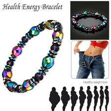 Weight Loss Multicolor Bio Magnetic Bracelet Beads Hematite THone for Therapy