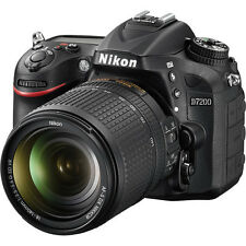 Nikon D7200 Digital SLR Camera w/18-140mm Lens * BRAND NEW*  1 YR WARRANTY