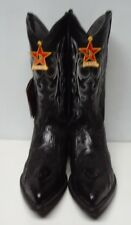 Men's cowboy boots genuine Cobra Snake western Original  C169