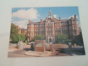 Hammersmith Hospital, Du Cane Road, London, Colour Postcard §ZA1465