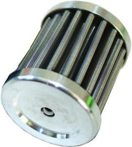 Pro Filter OFS-3101-00 Stainless Reusable Steel Oil Filter Kawasaki Honda Models