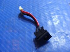 "Toshiba Satellite P105-S6147 17.1"" Genuine Laptop DC IN Power Jack w/ Cable ER*"