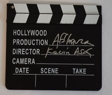 Kevin Asch Signed Autographed Clapboard Director of AFFLUENZA  COA VD