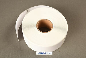 12 Rolls of 500 DYMO Compatible Multipurpose 30336 Labels White LabelWriters®