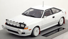 TOP MARQUES 1991 Toyota ST 165 Ready to Race White LE of 100 1/18 Scale In Stock