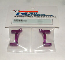 TEAM ASSOCIATED RC18T MT GPM FRONT C-HUB PURPLE ALUMINUM AR019
