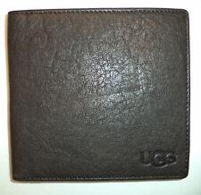 Ugg Australia Hipster Credit Card Leather Wallet Black