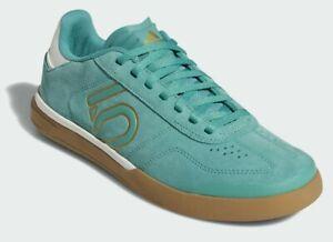 Five Ten 5 10 Women's Sleuth DLX Mountain Bike Shoes True Green Size 7