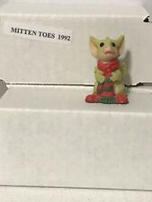 """Mitten Toes� World Of Pocket Dragons Hummel Goebel Collectibles No Box"