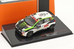 VOLKSWAGEN POLO GTI R5 #41 O.Solberg Rallye Monte Carlo 2020 - 1:43 - IXO