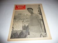Record Mail Magazine (January 1963 ) - Cliff Richard cover. Also Ray Charles