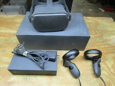 Mhb Oculus VR Headset System      (lot 3161)