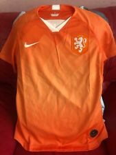 Women's Nike Netherlands Oranje Holland Soccer Team Size M Championship NWT