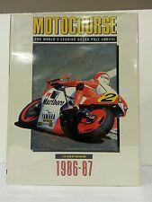MOTOCOURSE 1986-87.