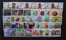 Jamaica 1980 1983 Olympics Marine Life Disabled Scouts Christmas R Wedding MNH