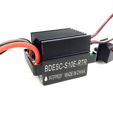 320A High Voltage ESC Brushed Speed Controller Waterproof For RC Car Boat Truck