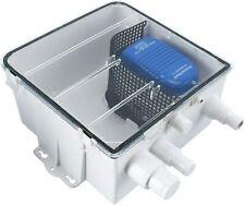 Boat Marine Shower Sump Pump Drain Kit System Multi-Port Inlet 12V 750 GPH US