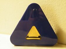 Vintage Liz Claiborne Blue Triangle Women's Perfume Spray 3 oz EDT Almost Full