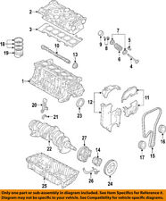 VOLVO OEM 05-11 S40-Engine Timing Cover 30650687